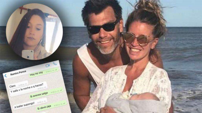 Escándalo: apareció una supuesta amante de la pareja de Flor Peña