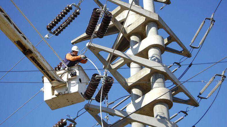 Fuerte caída del consumo eléctrico provincial en mayo