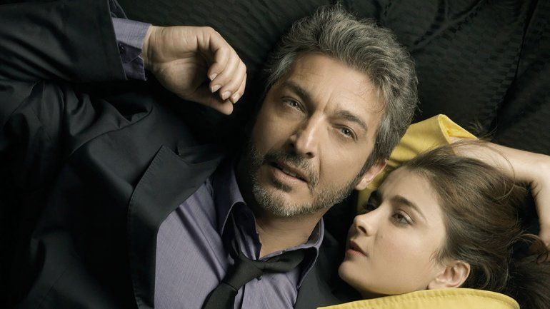 Firme. El actor reconoció que con Érica Rivas tuvo una gran discusión pero que ella no aceptó sus disculpas.