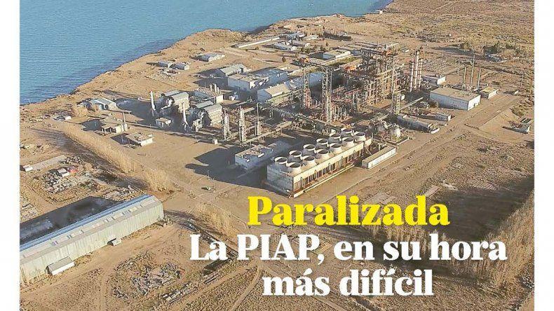 Paralizada: la PIAP, en su hora más difícil