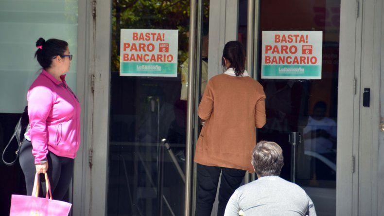 No habrá bancos ni colectivos por el paro de la CGT