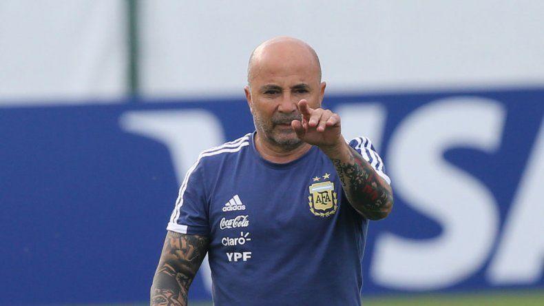 Sampaoli, dolorido y culpable: No encontramos el mejor equipo para acompañar a Messi
