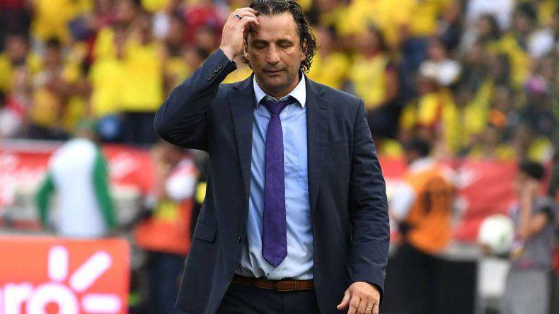 Los técnicos argentinos, con saldo en contra