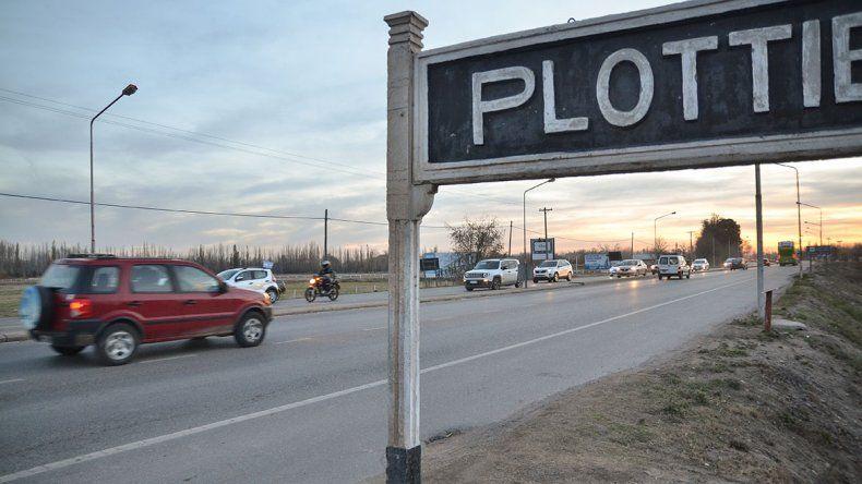 En Plottier también habrá radares de velocidad sobre la Ruta 22