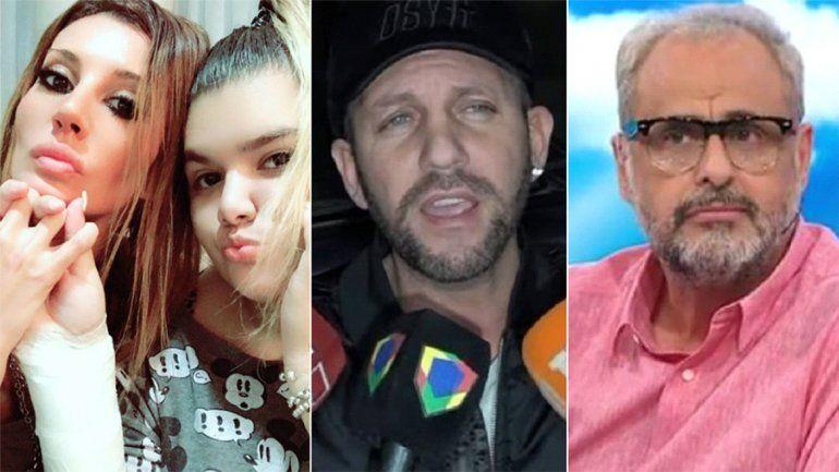 Natacha festejó el allanamiento a Hernán Ranieri y lo vinculó con Morena Rial
