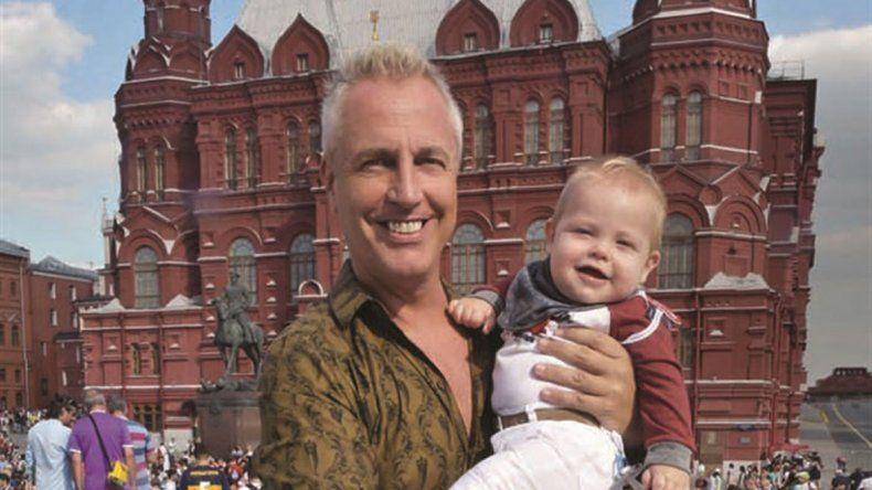 Marley comparó el hotel de Rusia con el de Mar de las Pompas de Casados con hijos.