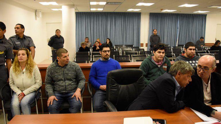 El jurado popular declaró culpable a todos los acusados por el crimen de Fernanda Pereyra