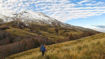 el complejo volcanico puyehue- cordon caulle, en alerta amarilla