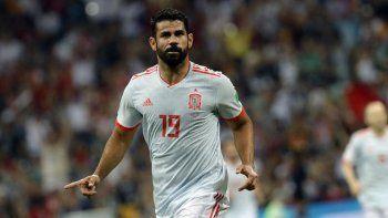 Diego Costa, sinónimo de gol en el andar de la Furia.