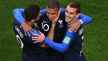 peru no pudo con francia y se despidio del mundial