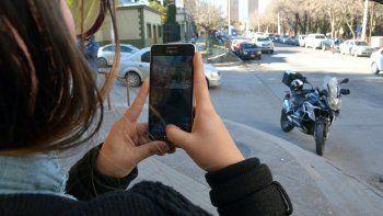 las infracciones de transito se podran denunciar por whatsapp