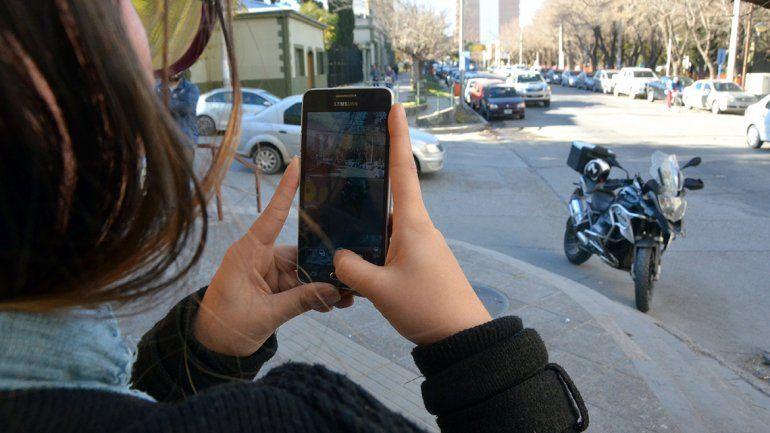 Las infracciones de tránsito se podrán denunciar por Whatsapp