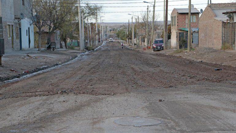 En Gran Neuquén Sur habrá otras 80 cuadras con asfalto
