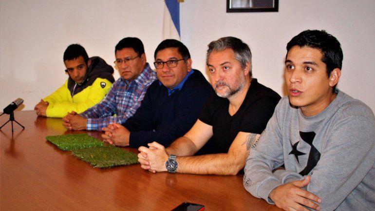 El intendente Ramón Osés presentó la competencia.