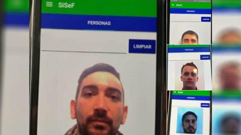 Estos son los cuatro violentos que agredieron a hinchas croatas
