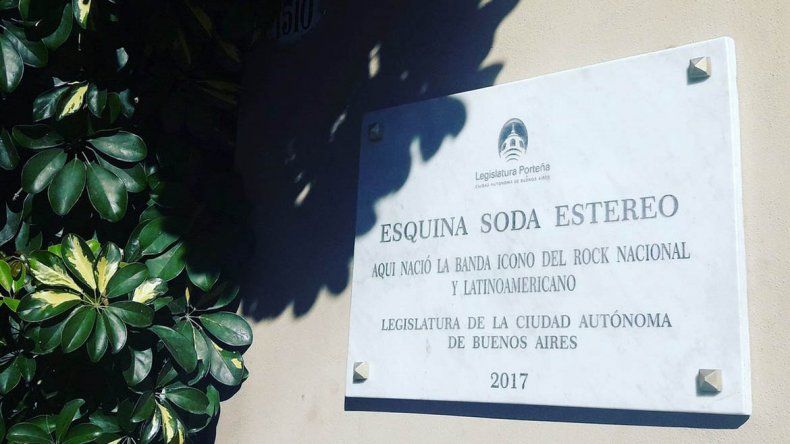 Un homenaje a Soda Stereo terminó en papelón
