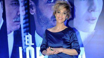 bailando: la actriz leticia bredice dio el batacazo
