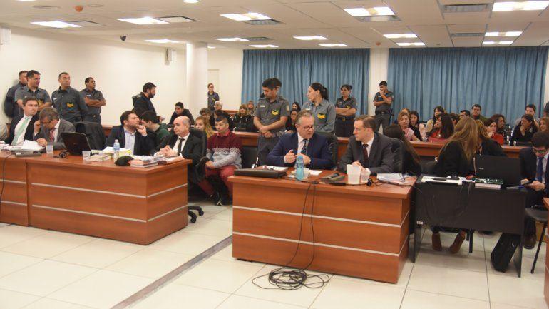El juicio por jurados inició el pasado 21 de junio.