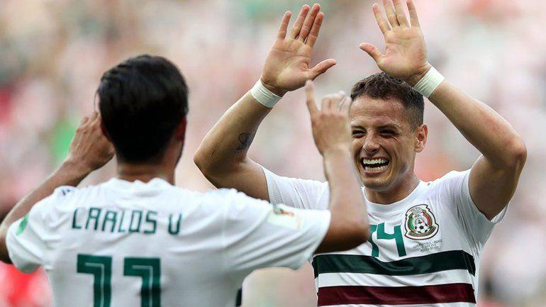 México le ganó a Corea y quedó cerca de los octavos