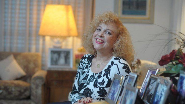 A los 80 años murió la cantante y artista Violeta Rivas