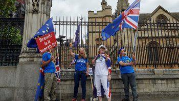 brexit: marcha por referendum