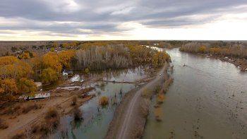 el rio dara un respiro, pero aun no se sabe durante cuanto tiempo