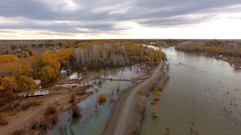 El río dará un respiro, pero aún no se sabe durante cuánto tiempo