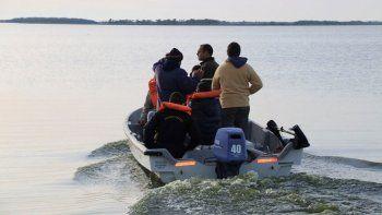 hallaron el cuerpo del kayakista perdido