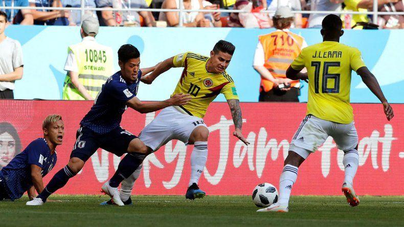 Colombia busca recuperarse ante Polonia