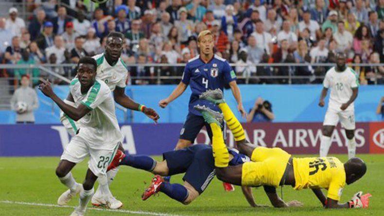 Con un empate Senegal y Japón quedaron con chances de clasificar