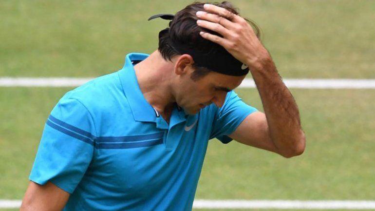 Federer perdió el número uno a días del inicio de Wimbledon