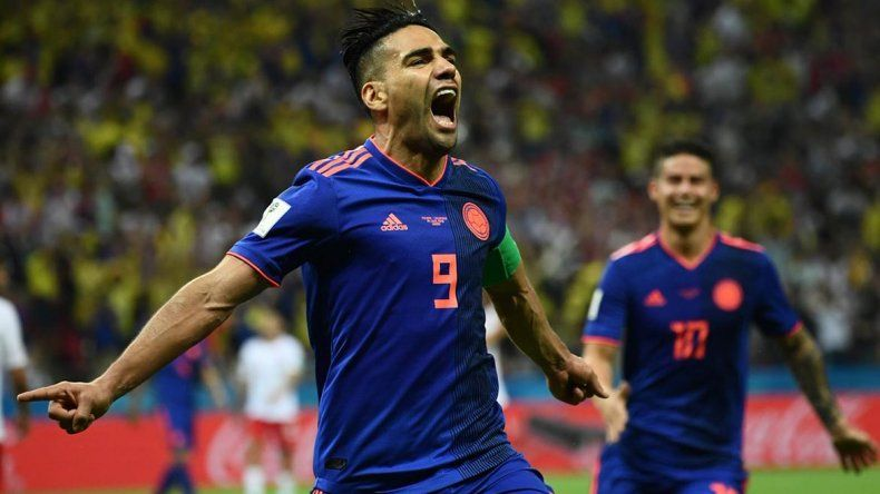 Colombia goleó a Polonia y renovó sus chances de clasificar