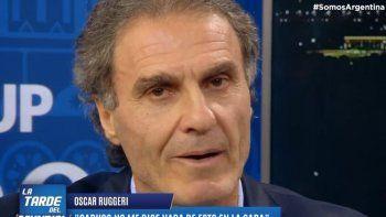 sigue el escandalo: ruggeri exploto contra caruso lombardi