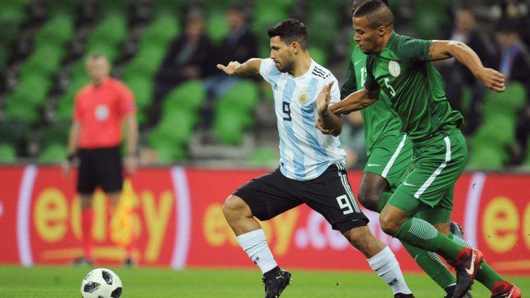 Argentina es amplia favorita en las casas de apuestas ante Nigeria