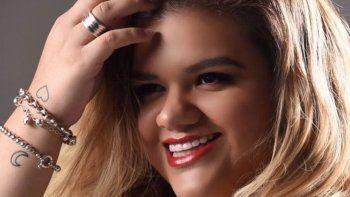 Morena dijo que enfrenta a su padre en tribunales y le tiró un palo a su ex, Facundo Ambrosioni.