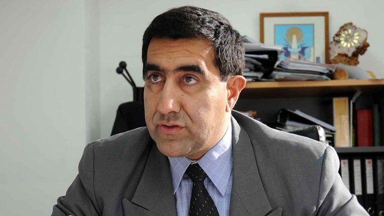 <p>José Luis Artaza,secretario de Economía y Hacienda de la municipalidad.</p>