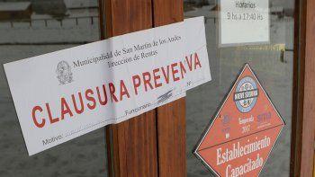 Clausuraron las rucas mapuches en Chapelco