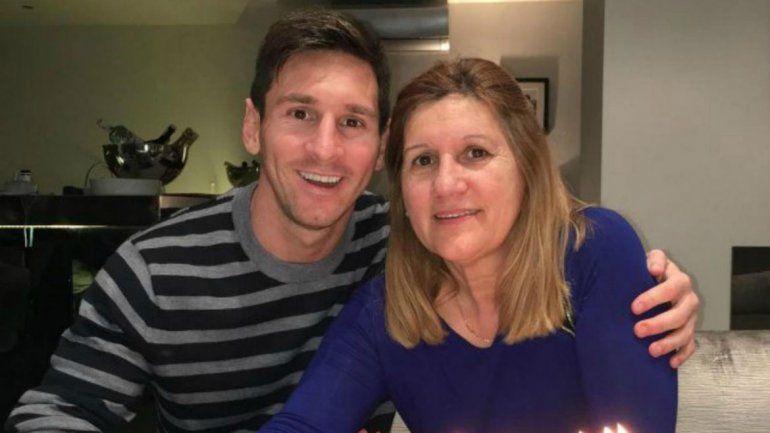 La mamá de Messi se comunicó directamente con Ángel de Brito para hacerle llegar su versión de lo ocurrido.