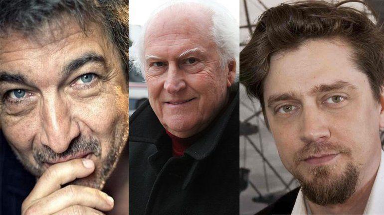 Tres figuras argentinas votarán en la elección de los Oscars