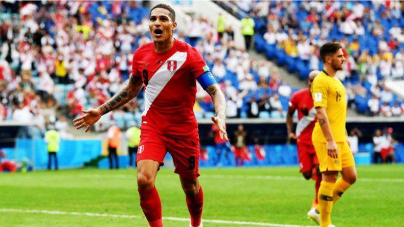 Francia se quedó con el grupo y Perú ganó tras 36 años