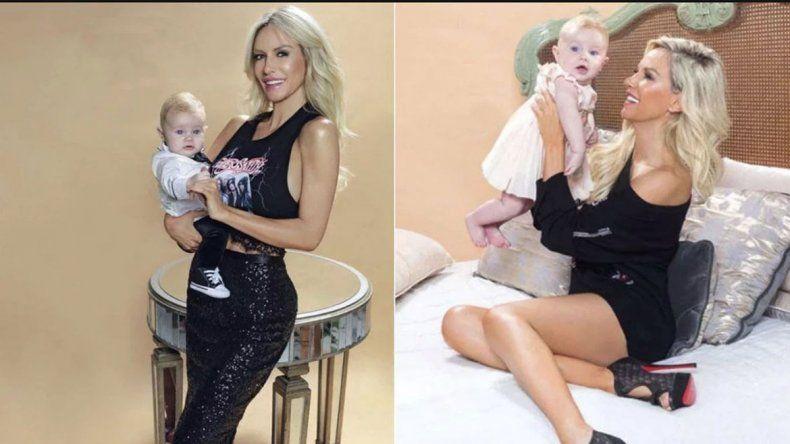 Luli mostrará cómo avanza con la crianza de su hija Matilda.
