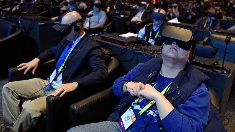 El espectador experimentará en un entorno abrumador y más realista.
