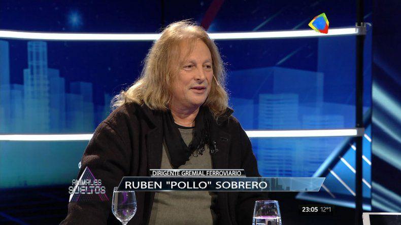 Sobrero dijo que ayer que se refería a la caída del plan económico.