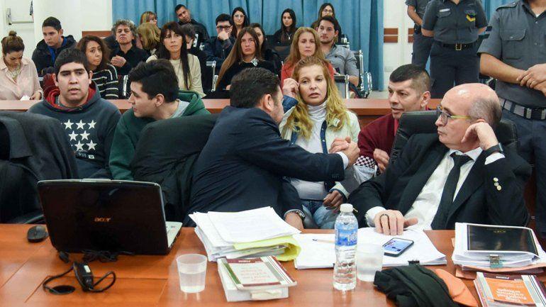 Absolvieron a Andrea Peruca por el crimen de Fernanda Pereyra