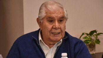 Pereyra garantizó puestos de trabajo y un aumento extra del 5%
