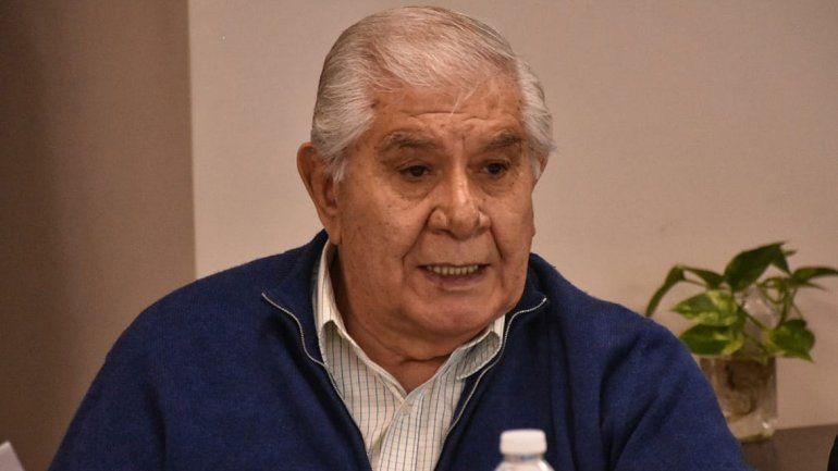 Si no hay consenso, Pereyra se baja de la pelea en el MPN