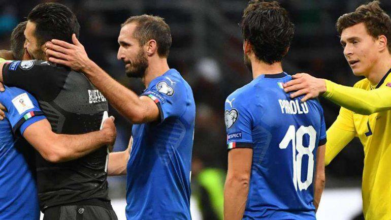 Italia campeonó en Alemania 2006 pero cuatro años más tarde se volvió enseguida.