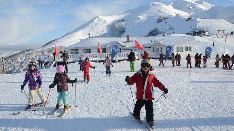 Cerro Bayo le sube el telón a la temporada de esquí 2018