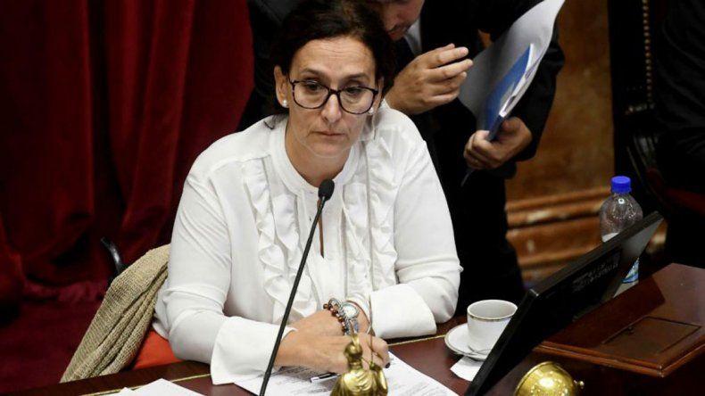 Michetti confirmó que votaría en contra de la despenalización.
