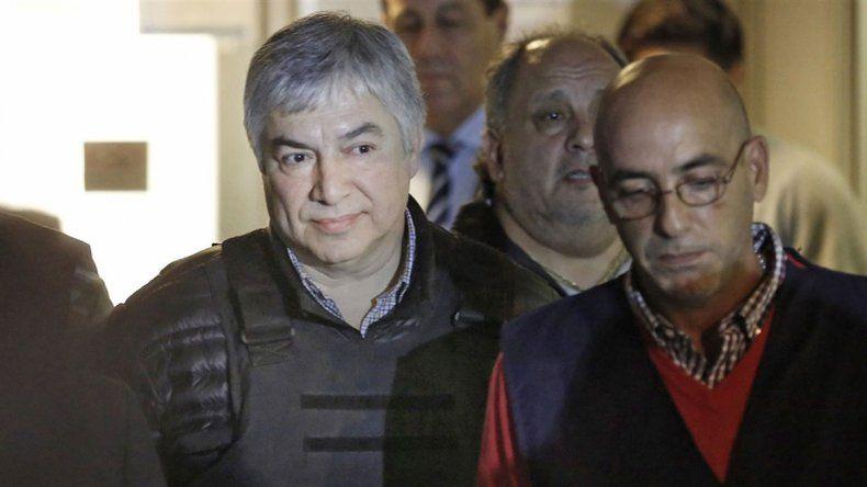 El empresario kirchnerista está detenido desde abril del 2016.